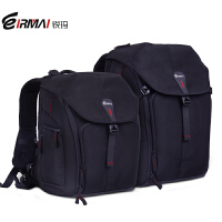 锐玛双肩摄影包单反相机包多功能专业户外单反包大容量数码背包
