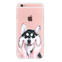 【包邮】苹果 iPhone6手机壳 苹果6s保护套 苹果 iPhone6/6s 手机壳套 保护壳套 软硅胶创意防摔全包卡通浮雕彩绘男女款潮壳