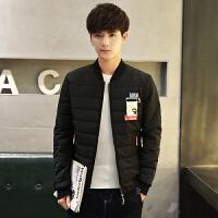 2016冬季新款韩版棉衣男装潮流韩版男士修身休闲流行青少年上衣潮