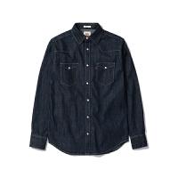 Levi's /李维斯衬衫 新款复古牛仔衬衫男青年流行长袖衬衣3LMLW0313CC