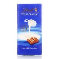 [当当自营] 瑞士进口 瑞士莲 瑞士经典排装 牛奶巧克力100g