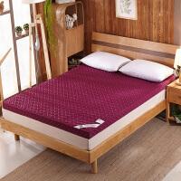 加厚磨毛活套立体床垫床褥榻榻米垫被学生宿舍单人双人1.5m 1.8米床褥子可拆卸可折叠