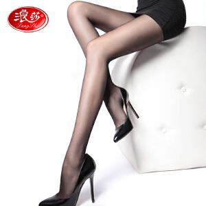 【6双装包邮送1双丝袜】浪莎夏季新款丝袜连裤袜防勾丝夏季超薄款长筒丝袜肉色性感瘦腿袜