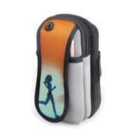 女男跑步手机臂包运动手臂包苹果臂套健身手腕包臂袋臂带