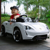 儿童电动车四轮摇摆童车双驱动遥控男女婴儿小孩玩具车可坐人汽车