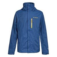 Columbia/哥伦比亚 2016专柜同款男子户外防水单层冲锋衣RE1003452