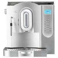 美宜侬/MEROL ME-707 咖啡机家用全自动 高压意式 商用 豆粉两用