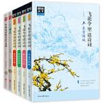 飞花令里读诗词 邂逅古今文学 套装共6册 中国诗词大会通关宝典