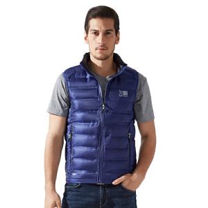 凯瑞摩karrimor男士休闲保暖马甲防泼水挡风透气轻便时尚背心马夹外套