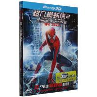 电影DVD光盘 3D蓝光电影 超凡蜘蛛侠2 蓝光碟 BD50 1080P