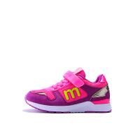 Miffy米菲童鞋男童鞋子春秋女童鞋2017春秋款中大童儿童休闲运动鞋AC020