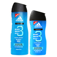 [当当自营] 阿迪达斯 运动后舒缓洗沐合一400ml+送250ml运动后舒缓洗沐合一