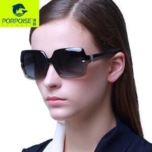海豚太阳眼镜 女士个性偏光太阳镜时尚优雅开车驾驶旅游墨镜