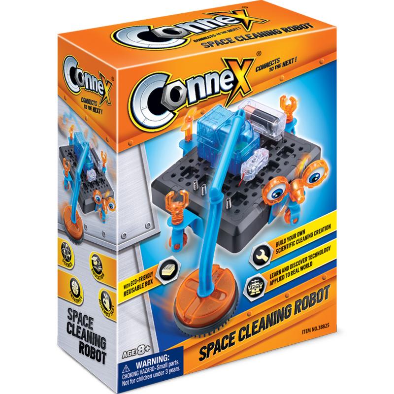 电子小发明小制作机器人