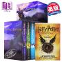 哈利波特英文原版 英文版Harry Potter 哈利波特全套1-7英文原版 哈利波特全集 七本套装 英文原版