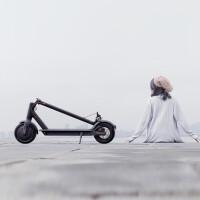 小米(MI)小米家电动滑板车 黑色/白色 体感车/电动车
