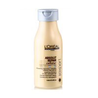 L'OREAL/欧莱雅 致臻修护洗发水洗发露100ml 进口专业洗护发 修护深度受损发丝纤维洗发液