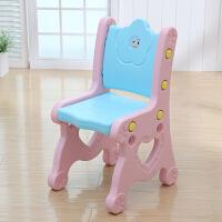 御目 椅子 儿童椅宝宝学习桌椅塑料小椅子儿童靠背椅小孩凳子可调节可拆卸加厚宝宝椅餐椅满额减限时抢礼品卡创意家具