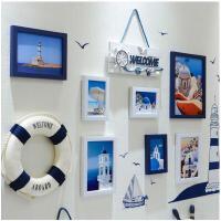 创意客厅地中海风格家居壁饰墙饰卧室墙壁挂饰墙面挂件墙上装饰品