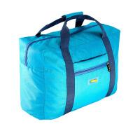 户外大容量旅行包手提便携手提包折叠包字母包放拉杆箱上的收纳包