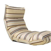 懒人沙发单人折叠沙发床上靠背椅 榻榻米小沙发椅