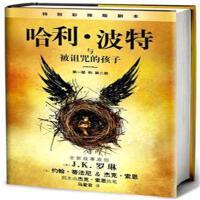 哈利波特与被诅咒的孩子 第一部和第二部 哈利波特8PL J.K.罗琳 人民文学出版社发行部