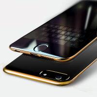 倍思 iphone6plus手机壳电镀苹果6保护套6s创意防摔硅胶软5.5外壳
