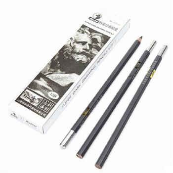 马利12b特浓绘画铅笔 绘图铅笔 素描铅笔 c7112