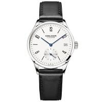 【领券立减300】艾戈勒女表时尚潮流手表简约 全自动机械表皮带防水女士腕表