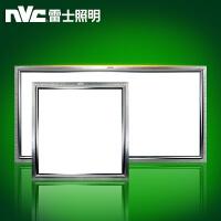 NVC 雷士照明 led厨房灯 集成吊顶嵌入式LED平板灯