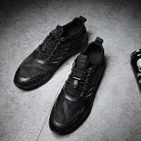 新百伦阿迪 2017春季新款运动鞋跑步休闲鞋板鞋男鞋子韩版潮流帆布鞋百搭潮鞋