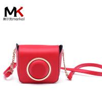 莫尔克(MERKEL)杨幂同款2017新款女包链条单肩斜跨包小包包女潮相机小方包