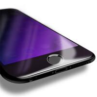 【包邮】苹果iPhone7钢化膜 iPhone6钢化膜 iphone6钢化膜 苹果6s plus全屏玻璃膜 苹果6s全屏3D全覆盖plus手机sp软边7贴膜六ip 苹果7玻璃全屏全覆盖手机3D曲面软边