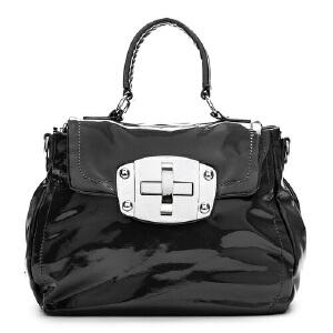 [当当自营]GERL&DEAR 漫步神秘园系列时尚两用包 黑色 1202020404