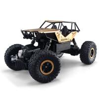 儿童遥控车玩具男孩充电四驱合金越野车电动漂移汽车四轮防撞