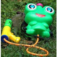 水枪玩具儿童背包式大号男孩女宝宝6岁3小孩抽拉式喷射戏水包邮