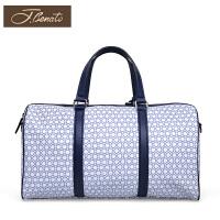 宾度大容量手提旅行包单肩运动包健身包商务短途行李包旅行袋