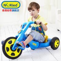 纽奇儿童玩具三轮车自行车童车宝宝脚踏车婴儿手推车小孩玩具车XR0803