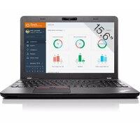 ThinkPad E550定制特配机(联想)15.6英寸笔记本电脑(i3-5005U 8G 500G+120G SSD固态硬盘 2G独显 蓝牙 摄像头 6芯电池 WIN8)