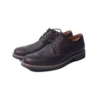 Clarks其乐男靴男士休闲商务正装巴洛克式复古皮鞋