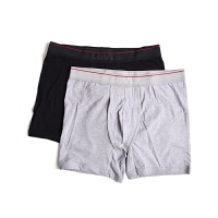Levi's/李维斯 四角内裤纯棉内裤内裤男 【两条装】