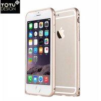 TOTU iPhone6plus手机壳苹果6plus金属边框保护套新款超薄防摔