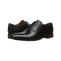 Clarks/其乐皮鞋男Bostonian系列正品男士商务休闲皮鞋光面光亮系带皮鞋 26121008