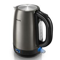 飞利浦电水壶HD9338 电热水壶304不锈钢 保温功能电烧水壶