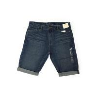 Calvin Klein/卡尔文克雷恩 ck男士牛仔短裤41VA827
