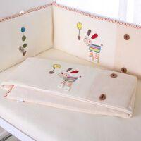 SEPEON/圣贝恩婴儿床围婴儿床上用品儿童床围纯棉透气防撞可拆洗婴儿宝宝床品
