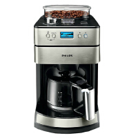 Philips/飞利浦 HD7751 家用煮咖啡机全自动 滴漏式磨豆 研磨机
