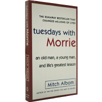 【英文原版】 Tuesdays with Morrie 相约星期二 米奇 阿尔博姆