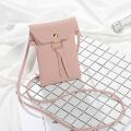 新款迷你圆环小包女单肩包时尚休闲斜跨包手机包可放iphone7S