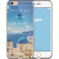 【当当自营】 ESR亿色 iPhone6s Plus/6 Plus手机壳 硅胶防摔软壳 行者寄语系列 梦想靠岸